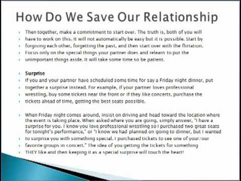 How To Answer What Are We Relationship