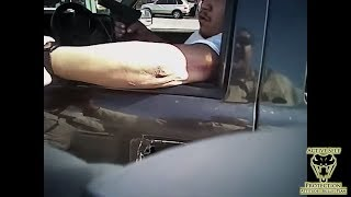 Badge Cam Shows LVMPD Officers Defending Themselves | Active Self Protection