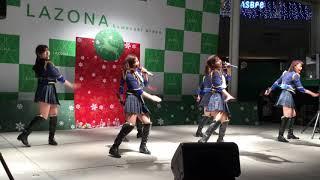 2017年12月24日 ラゾーナ川崎 2部 http://lapompon.com/