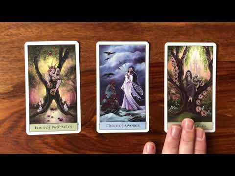 Daily Tarot Reading for 13 April 2018 | Gregory Scott Tarot