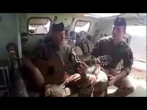 Chanteur militaire Français   French warfighter sing MALI footage , chillout , modernwarfare   Beaut