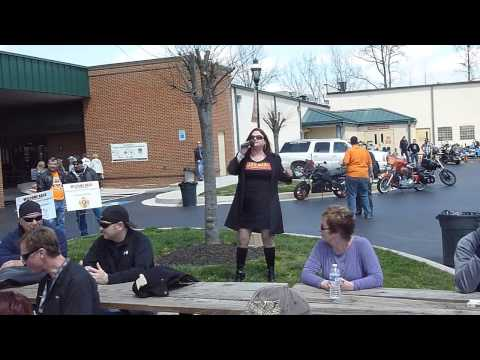 I Got the Music by Joyride @ Harley Davidson Store Baltimore April 13 2013