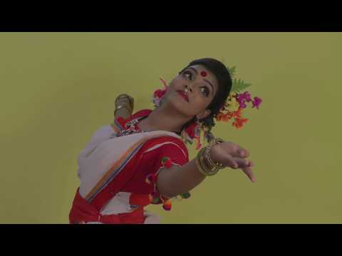 Aaj Phagune Dance cover by Adity Nandi