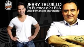 Entrevista a José Fernández  en Buenos Días BiiA con Jerry Trujillo