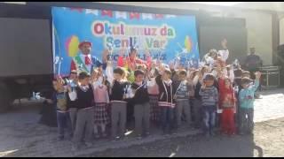 Beyşehir Belediyesi Okulumuzda Şenlik Var