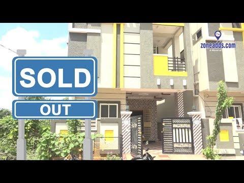 3 BHK Independent House I | Kapra | Ecil | zoneadds.com