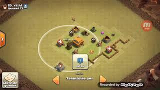 Clash of clans j'ai masse gargouille !!!!!!!