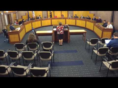Prairie Village COUNCIL COMMITTEE OF THE WHOLE, December 5, 2016 - 1 of 2