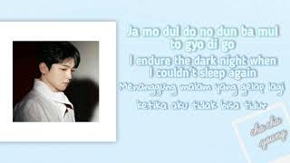 Hug me (안아줘) - Cover by Sungjin Day6 (성진 - 데이식스) [easy lyrics/eng/indo]