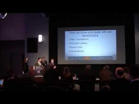 Schoogle - 2015 Penn Public Policy Challenge Winner