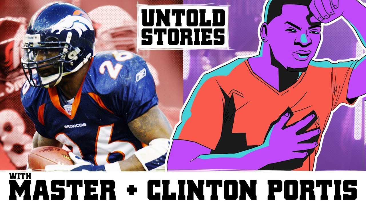 Clinton Portis says he played his best game hungover