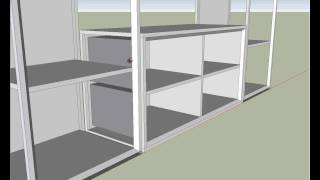 Entertainment Center 2 Sketchup For Imvu