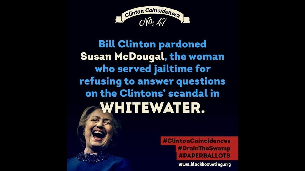 Whitewater (The Clintons) Pt 2 ►William Cooper ► 07 Apr 1994