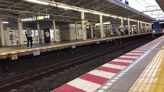 東京メトロ東西線西葛西駅ガタンゴトン通過集