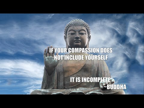 Self Compassion (Dharma Talk)