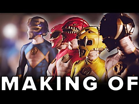 [MAKING OF] POWER RANGERS vs VOLTRON - Minute Match-Ups: Episode 4
