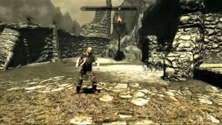 Elgato Game Capture HD Gameplay Sample: The Elder Scrolls V: Skyrim.  Xbox 360, HDMI 1080