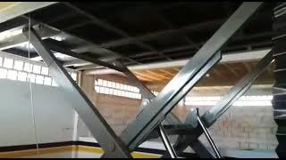 Elevador Hidráulico de Garagem Para Automóveis - METARO