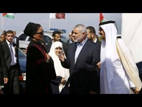 Qatar Tries to Decouple Hamas from Iran