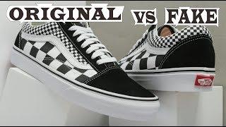 Vans Old Skool Mix Checkerboard