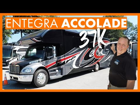 2020 Entegra Coach Accolade 37K - Super C Diesel - Bath and a Half