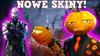 FORTNITE 20.10 Shop-NEW SKIN Jack Gourdon + Sanktum, rising Moon (Night Sabbath)