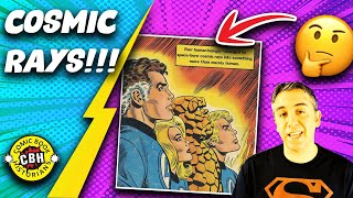 Episode 51: History of Cosmic Rays in Comic Books, 1896-Present by Alex Grand