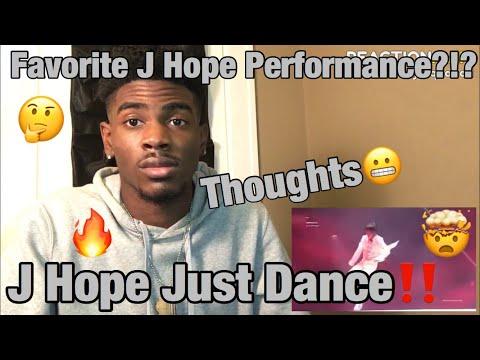 180905 Love Yourself World Tour In LA | Just Dance 4K | 제이홉 직켐 J-Hope Focus REACTION!!!