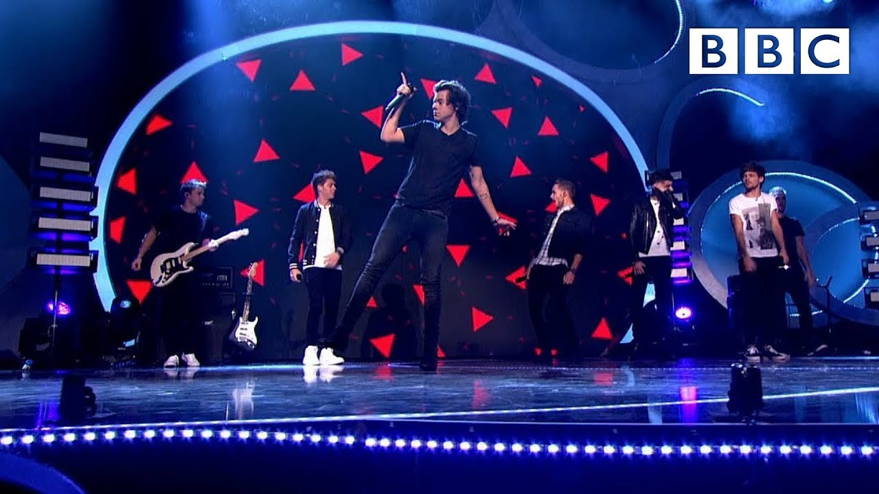 One Direction performs Best Song Ever | BBC Children in Need - BBC