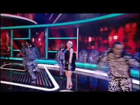 Wow - Kylie Minogue X Xfactor Live Music Video