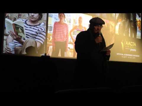 Paul Cox introduces FORCE OF DESTINY