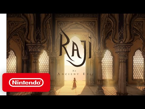 Raji: An Ancient Epic - Launch Trailer - Nintendo Switch