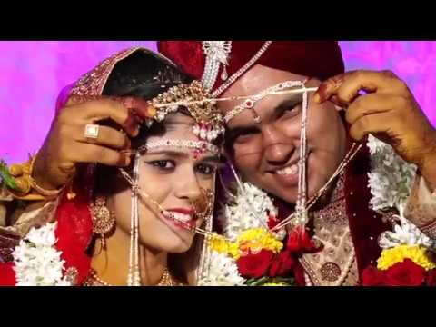 Wedding Highlights Prashant weds Madhura