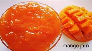 Mango Jam Recipe   Mango Delight   Mango Jam   #Mango#Jam#