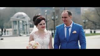 Роман и Антонина - Свадебный клип. Ведущий Сергей Мефодьев +7 918 481 31 22