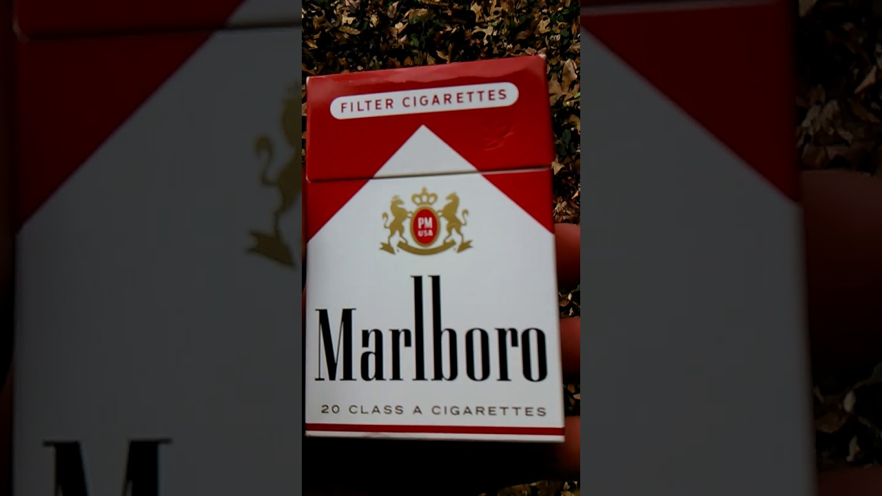 Aberdeen gall cigarettes Marlboro
