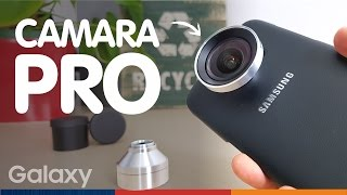 ¡CÁMARA PRO EN TU MÓVIL! | Galaxy Lens Cover S7
