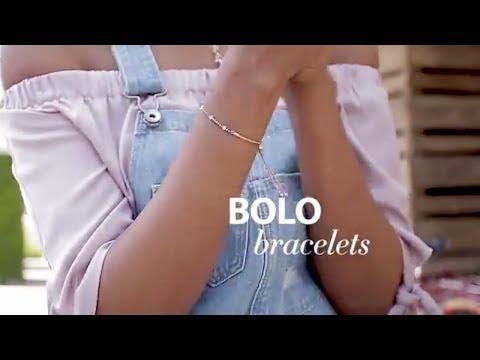 Bracelet Trends: Bolo Bracelets from Kay Jewelers