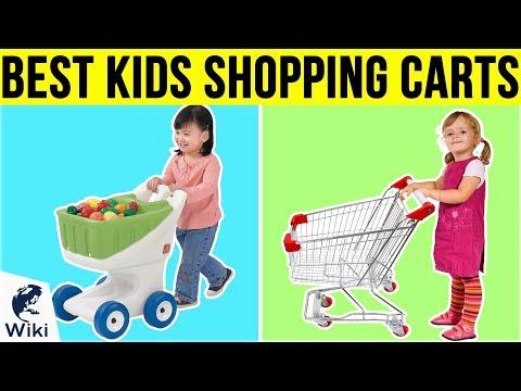 10 Best Kids Shopping Carts 2019