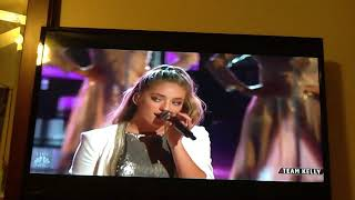 The Voice Season 14, Finale - Brynn. Cartelli - Performance - Walk  My  Way'-   May 21, 2018. Mp3
