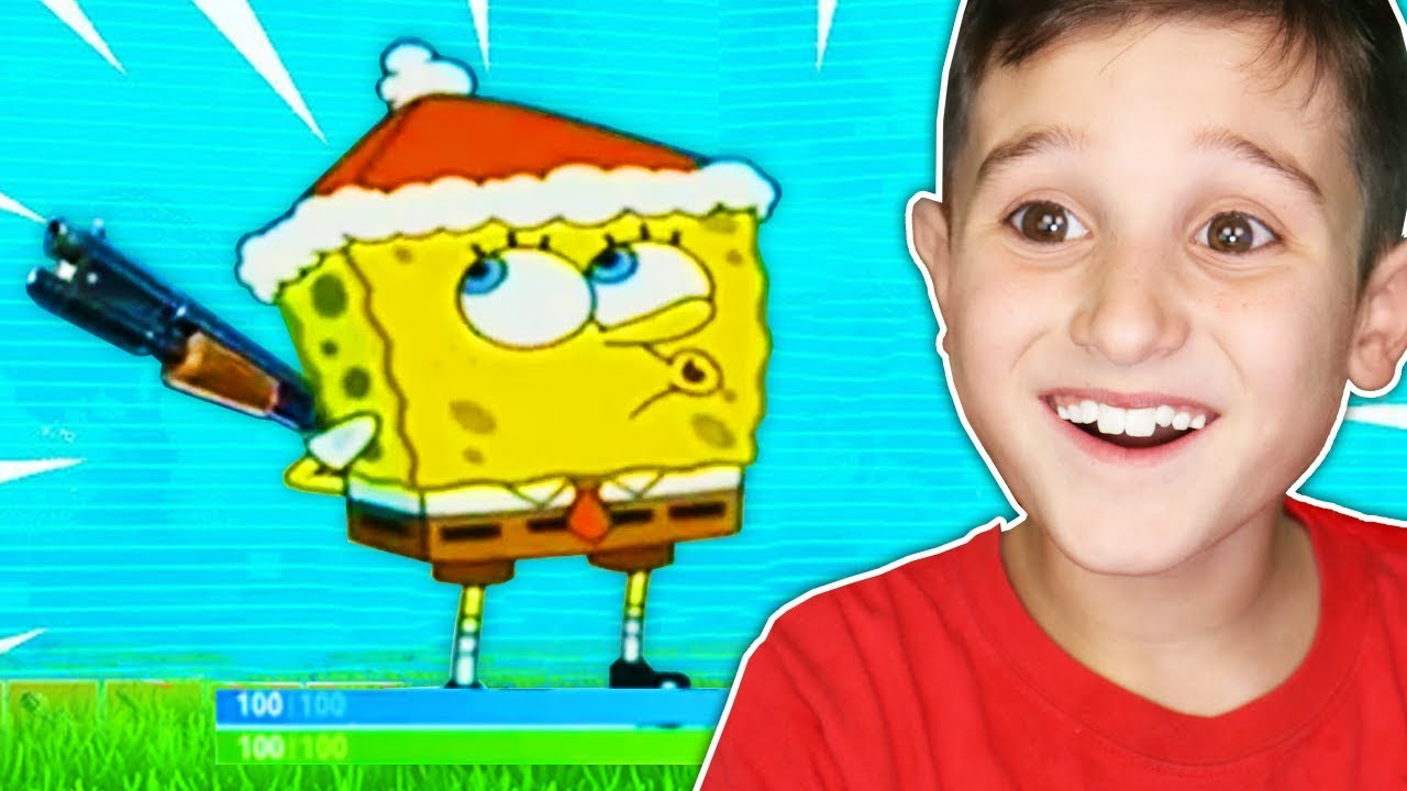 KID REACTS TO FUNNIEST FORTNITE MEMES (TRY NOT TO LAUGH CHALLENGE) #8