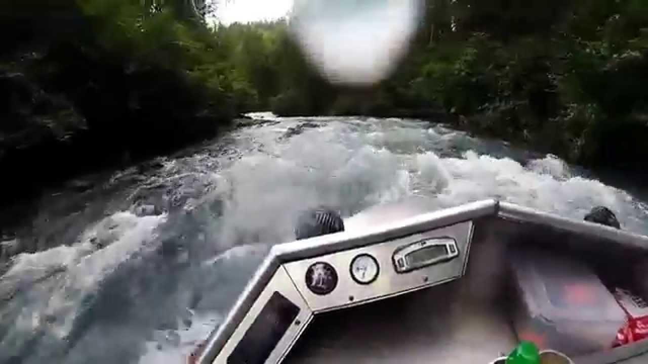 alaska mini jet boat river run youtube. Black Bedroom Furniture Sets. Home Design Ideas