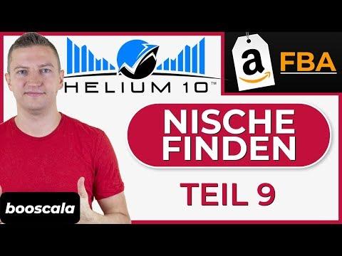Nischen Ideen Mit Amazon FBA Produkten ++ Amazon Seller Central Tutorial Mit Helium10 [9/10] thumbnail