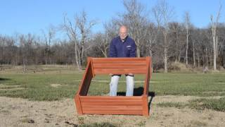 Greenland Gardener- Raised Garden Kit