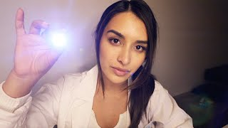 ASMR Doctor Annual Check-Up (Gloves, Soft Talking, Writing) 👩🏻⚕️