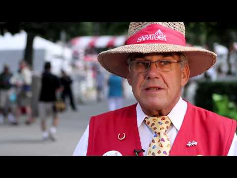 Saratoga Race Course : Saratoga 150th : Interview : Bob Giordano