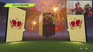 NAAA THIS PACK LUCK IS OUT OF CONTROL!! ALL PROMO PACKS - FIFA 18