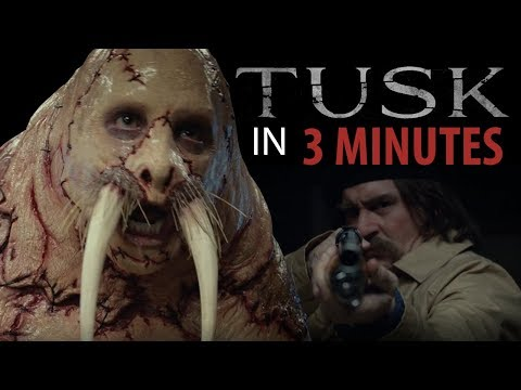 TUSK In 3 MINUTES | Horror Recaps | Ep. 2