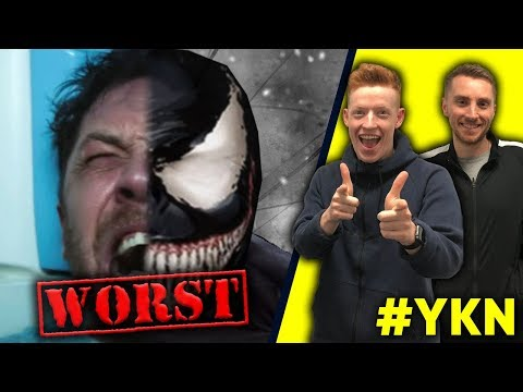 Is Venom Going To Be The Biggest Blockbuster Flop Of The Year?! | You Know Nothing | S2 #4