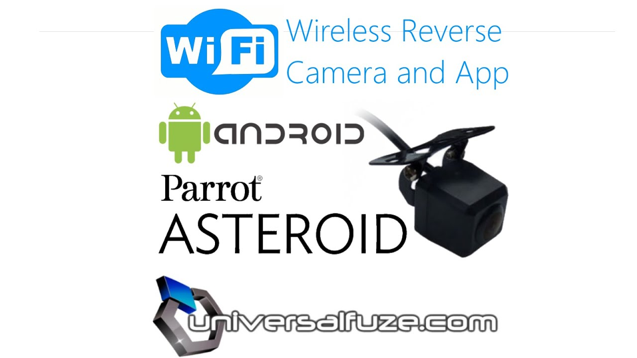 Mind blown parrot asteroid wi fi camera kit and connection guide parrot asteroid wi fi camera kit and connection guide youtube greentooth Choice Image